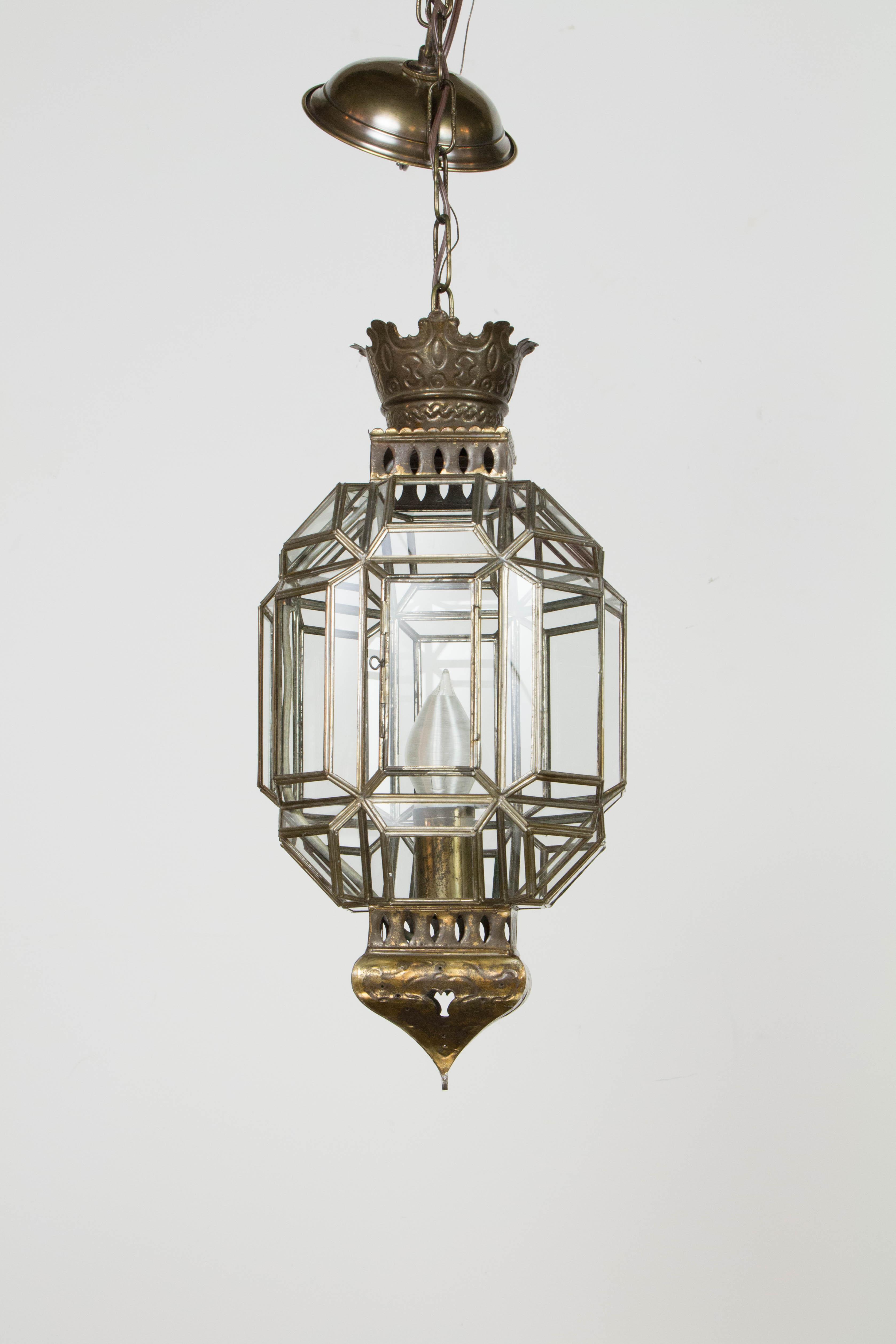 Mexican Tin Lantern