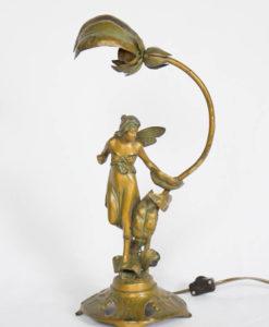 Art Nouveau Fairy Lamp