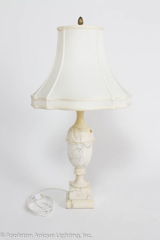 T268- Marble Table Lamp