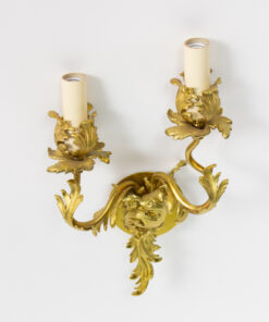 S351: French Two Arm Sconce