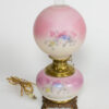T293: Pink Gone with the wind lamp