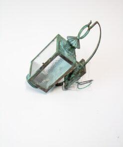 Vintage Vertegris Copper Exterior Lantern