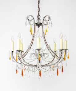 Aurora Grande Medium Long Chandelier
